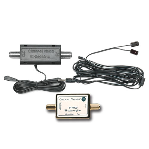 ir repeater over coax starter kit  u2013 the installer shop