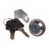 Enclosure Lock And Key