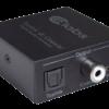Digital Toslink to Digital SPDIF Audio Converter