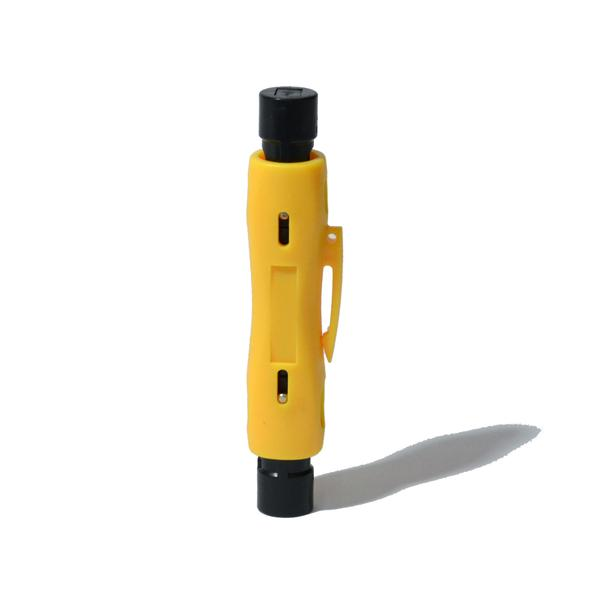 NEW COAXIAL CABLE STRIPPER COAX STRIPPING TOOL RG59 RG6